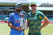 Cricket - South Africa v India 1st ODI