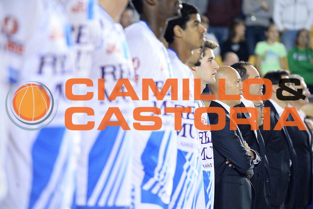DESCRIZIONE : Roma Lega A 2014-15 Acea Virtus Roma Dinamo Sassari<br /> GIOCATORE : stefano sardara<br /> CATEGORIA : pre game<br /> SQUADRA : Acea Virtus Roma Dinamo Sassari<br /> EVENTO : Campionato Lega Serie A 2014-2015<br /> GARA : Acea Virtus Roma Dinamo Sassari<br /> DATA : 02.11.2014<br /> SPORT : Pallacanestro <br /> AUTORE : Agenzia Ciamillo-Castoria/M.Greco<br /> Galleria : Lega Basket A 2014-2015 <br /> Fotonotizia : Roma Lega A 2014-15 Acea Virtus Roma Dinamo Sassari