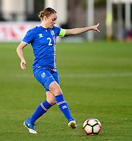Fotball , 23. janaur 2018 , privatkamp kvinner , Norge - Island<br /> Norway - Iceland<br /> lagbilde  , Iceland team picture island:<br /> Sif Altadottir 2 , Island