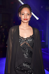 Malaika Firth at the Warner Music & Ciroc Brit Awards party, Freemasons Hall, 60 Great Queen Street, London England. 22 February 2017.