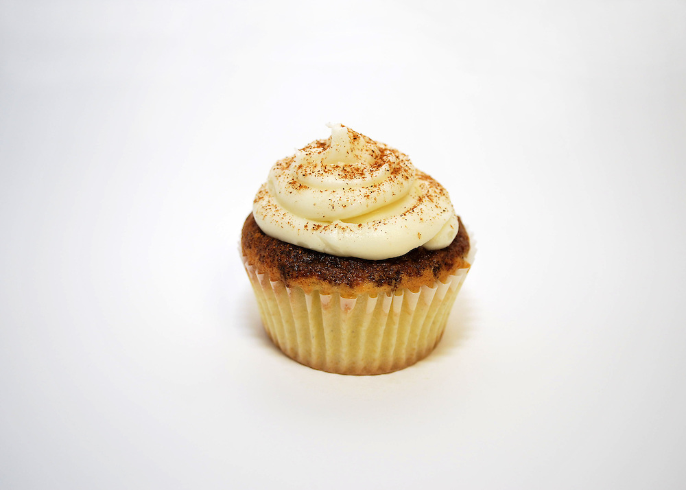 Mott Street Cupcake from Little Cupcake Bakeshop in NYC. Tiramisu taste in cupcake form.