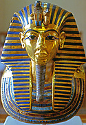 Tutankhamen, (1341 BC – 1323 BC) Egyptian pharaoh of the 18th dynasty (ruled c.1333 BC – 1323 BC), during the period of Egyptian history known as the New Kingdom. The 1922 discovery by Howard Carter of Tutankhamen's intact tomb received worldwide press co