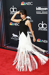 May 20, 2018 - Las Vegas, Nevada, United States of America - Singer Camilla Cabello attends the 2018 Billboard  Magazine  Music  Awards on May 20, 2018 at MGM Grand Arena in Las Vegas, Nevada (Credit Image: © Marcel Thomas via ZUMA Wire)