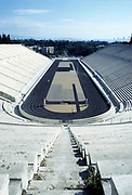 Olympic Stadium Athens, restored in 1896