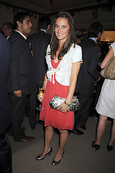 PIPPA MIDDLETON at the annual Sotheby's Summer Party held at their auction rooms 34-35 New Bond Street, London W1 on 19th June 2008.<br /><br />NON EXCLUSIVE - WORLD RIGHTS