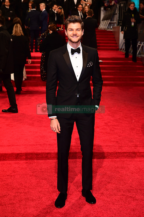 Jim Chapman attending the EE British Academy Film Awards held at the Royal Albert Hall, Kensington Gore, Kensington, London. PRESS ASSOCIATION Photo. Picture date: Sunday 12 February 2017. See PA Story SHOWBIZ Bafta. Photo credit should read: Ian West/PA Wire