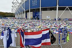 The Thai flag outside the KP Stadium (c) Simon Kimber   SportPix.org.uk