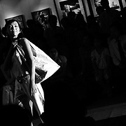 A fashion show in Hanoi, Vietnam. With government market reforms and a rapidly growing economy, young urban Vietnamese now have more disposable income to spend on mobile phones, slick motorbikes and up-to-date fashions.