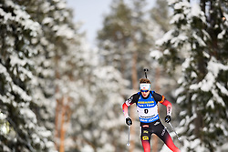 March 9, 2019 - –Stersund, Sweden - 190309 Tarjei Bø of Norway competes in the Men's 10 KM sprint during the IBU World Championships Biathlon on March 9, 2019 in Östersund..Photo: Petter Arvidson / BILDBYRÃ…N / kod PA / 92252 (Credit Image: © Petter Arvidson/Bildbyran via ZUMA Press)