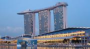 Marina Bay Sands Hotel (Singapore)