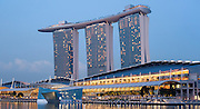 Marina Bay Sands Hotel (Singapore)