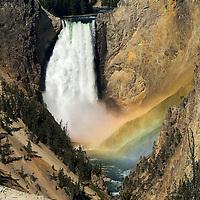 Waterfalls, Lakes, and Rivers