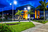 Centro Cultural da SCAR (Sociedade Cultural Artística). Jaraguá do Sul, Santa Catarina, Brasil. / Cultural Center of SCAR (Sociedade Cultural Artistica). Jaragua do Sul, Santa Catarina, Brazil.