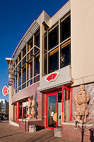 Grace's Restaurant Exterior .National Harbor. National Harbor near Washington DC architectural photography by Jeffrey Sauers of Commercial Photographics