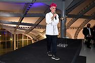 Cristina Bowerman  <br /> Roma 12-4-2019 Nuvola, Roma Convention Center <br /> Cena di Gala Formula E <br /> Photo Andrea Staccioli / Insidefoto