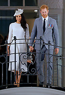 Duke & Duchess Of Sussex At GPH, Suva