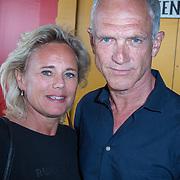"""NLD/Amsterdam//20170601 - Boekpresentatie """"En Nu Ik"""" van Peter Römer en partner Annet Hock , Jaap Jongbloed en partner ........"""