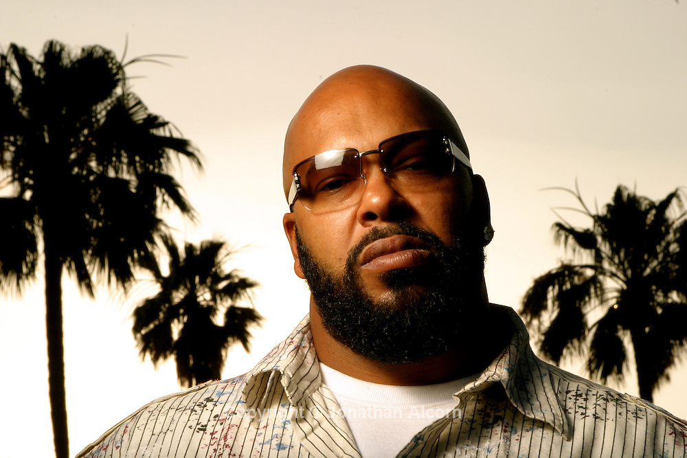 """Marion """"Suge"""" Knight Jr, the founder of Death Row Records"""
