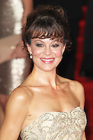 LONDON - OCTOBER 23: Helen McCrory attended the Royal World Film Premiere of 'Skyfall' at the Royal Albert Hall, London, UK. October 23, 2012. (Photo by Richard Goldschmidt)