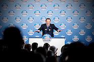 Berlusconi open his electoral campaign
