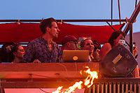 After 8 years of Burning I finally managed to catch the legendary Tycho performing one of his incredible sunrise sets. You can listen the set here: https://soundcloud.com/tycho/inversion-burning-man-sunrise-set-2019