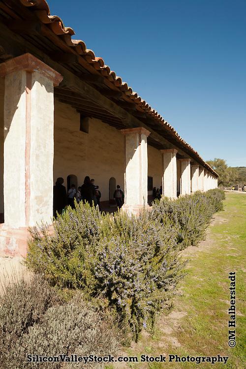 La Purisima Mission State Historic Park, California