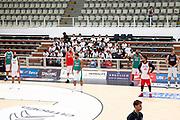 Marco Belinelli, Pietro Aradori<br /> Raduno Nazionale Maschile Senior<br /> Allenamento Mattutino Trentino Basket CUP<br /> Trento 29/07/2017<br /> Foto Ciamillo-Castoria/ A.Gilardi