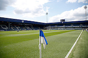 Lotus Road before the Sky Bet Championship match between Queens Park Rangers and Reading at the Loftus Road Stadium, London, England on 23 April 2016. Photo by Andy Walter.