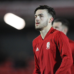 19/3/2019 - Callum Roberts(Newtown) during the C International between England and Wales at the Peninsula Stadium, Salford.<br /> <br /> Pic: Mike Sheridan/County Times<br /> MS023-2019