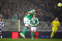 Kevin Theophile Catherine - 28.02.2015 - Toulouse / Saint Etienne - 27eme journee de Ligue 1 -<br />
