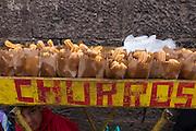 Churros, San Pedro Market, Cusco, Urubamba Province, Peru