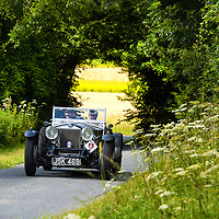Car 16 Paul Gregory Nick Savage Alfa Romeo 8C Touring Spider*