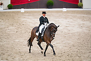 Mariska Schalekamp Middelkoop - Rousseau`s Topas<br /> It's All Dressage 2016<br /> © DigiShots