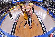 McAdoo James Michael<br /> Fiat Torino - Dolomiti Energia Trento<br /> Zurich Connect Supercoppa 2018-2019<br /> Lega Basket Serie A<br /> Brescia 29/09/2018<br /> Foto M.Matta/Ciamillo & Castoria