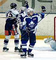 Ishockey , 07. oktober 2007 , GET-Ligan , Furuset - Sparta , Teemu Kusisto Furuset , Foto: Thomas Andersen , Digitalsport