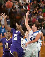 Washington HS vs CBC HS boys' basketball