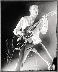 Refused perform at The Fox Theater - Oakland, CA - 8/31/12