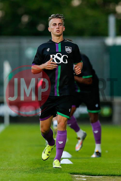 - Mandatory byline: Rogan Thomson/JMP - 07966 386802 - 30/07/2015 - FOOTBALL - Huish Park Stadium - Yeovil, England - Yeovil Town v Bristol City - Pre Season Friendly.