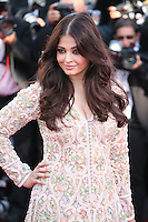 Aishwarya Rai at the Blood Ties film gala screening at the Cannes Film Festival Monday 20th May 2013
