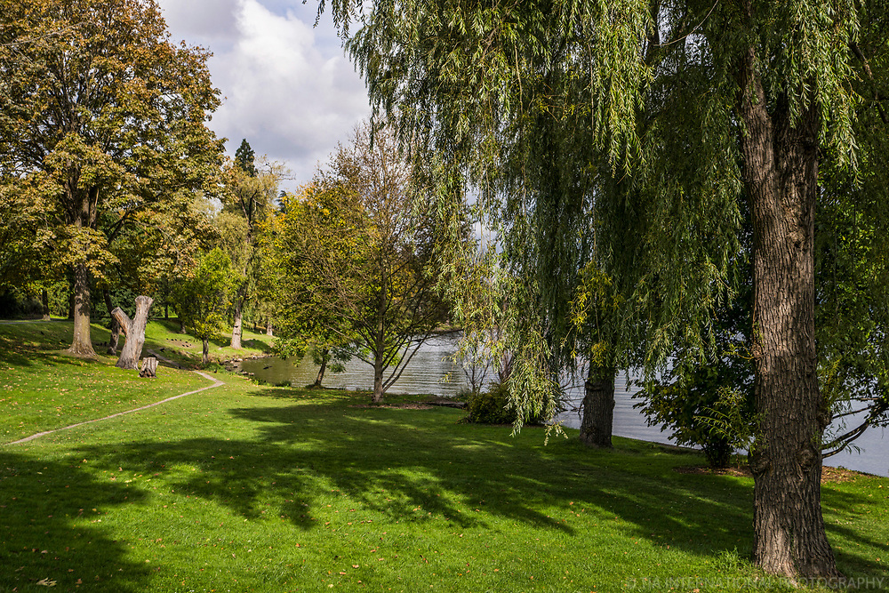 Lake Washington, Stan Sayres Memorial Park
