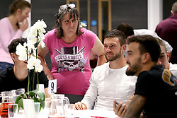Guests meet the Bristol City players in attendance at the City Foundation Quiz night - Mandatory by-line: Robbie Stephenson/JMP - 19/09/2016 - FOOTBALL - Ashton Gate - Bristol, England - Bristol City Community Trust Quiz