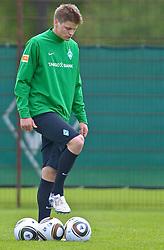 11.05.2010, Platz 5, Bremen, GER, 1.FBL, Werder Bremen Training, im Bild  Sebastian Prödl / Proedl( Werder  #15)   Foto © nph / Kokenge / SPORTIDA PHOTO AGENCY