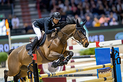 Levy Edward, FRA, Uno de Cerisy<br /> Jumping International de Bordeaux 2020<br /> © Hippo Foto - Dirk Caremans<br />  08/02/2020