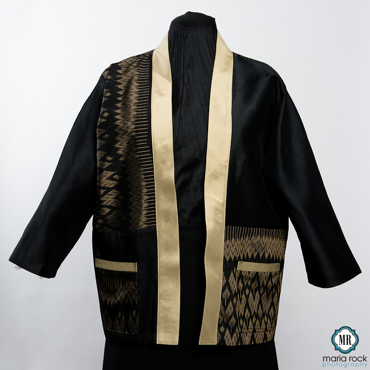 Handcrafted Jackets and Scarves by Susan L. McCauley