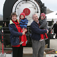 11/16 Steam Engine Photos