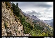 Go The Sun Road<br /> Glacier National Park<br /> September 2013