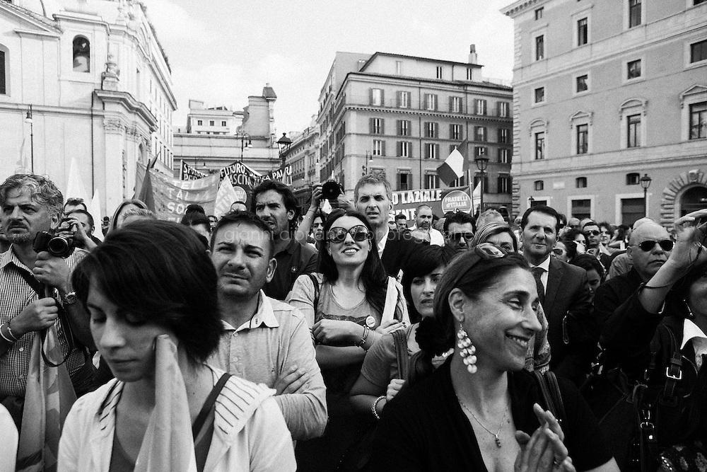 ROME, ITALY - 11 MAY 2013: in Rome, Italy, on May 3, 2013.