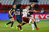 FOOTBALL - UEFA WOMENS CHAMPIONS LEAGUE - 1-4 FINAL - PARIS SG v BAYERN MUNICH 290317