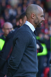 Rotherham United manager Paul Warne - Mandatory by-line: Ryan Crockett/JMP - 11/11/2017 - FOOTBALL - The Keepmoat Stadium - Doncaster, England - Doncaster Rovers v Rotherham United - Sky Bet League One