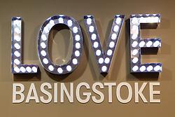 Homesense opening in Basingstoke Festival Place. Basingstoke, March 28 2019.